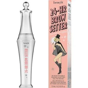 Benefit 24 hour eyebrow setter invisib shaping gel